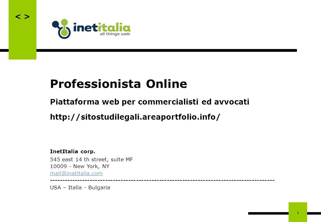 Professionista Online