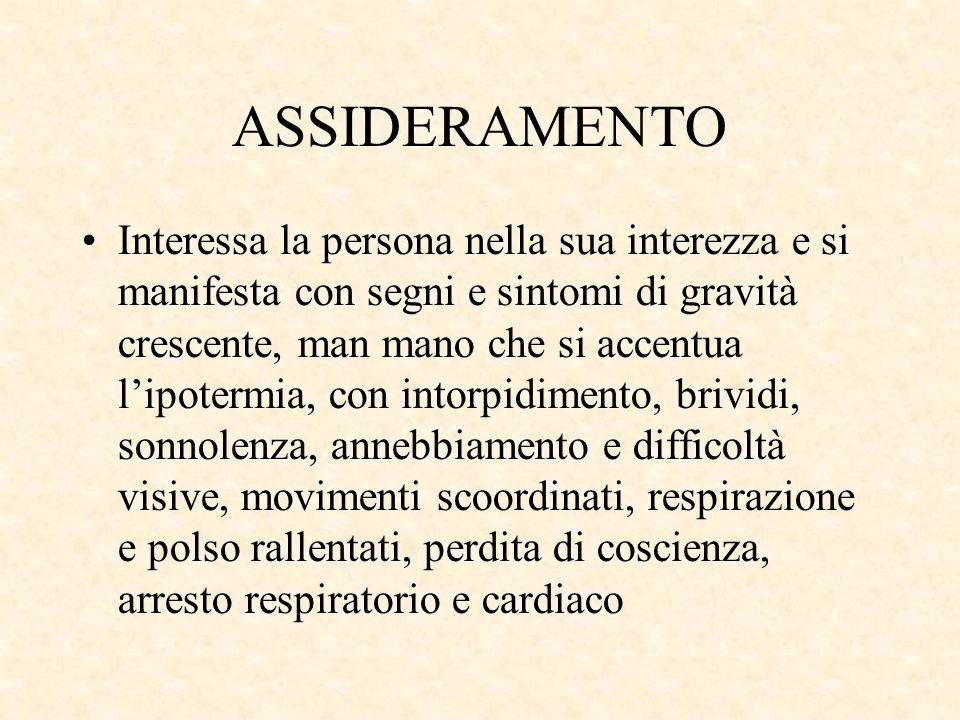 ASSIDERAMENTO
