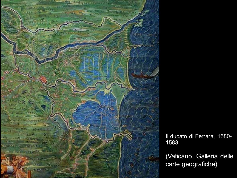 (Vaticano, Galleria delle carte geografiche)