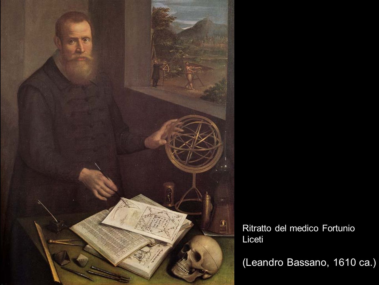 Ritratto del medico Fortunio Liceti
