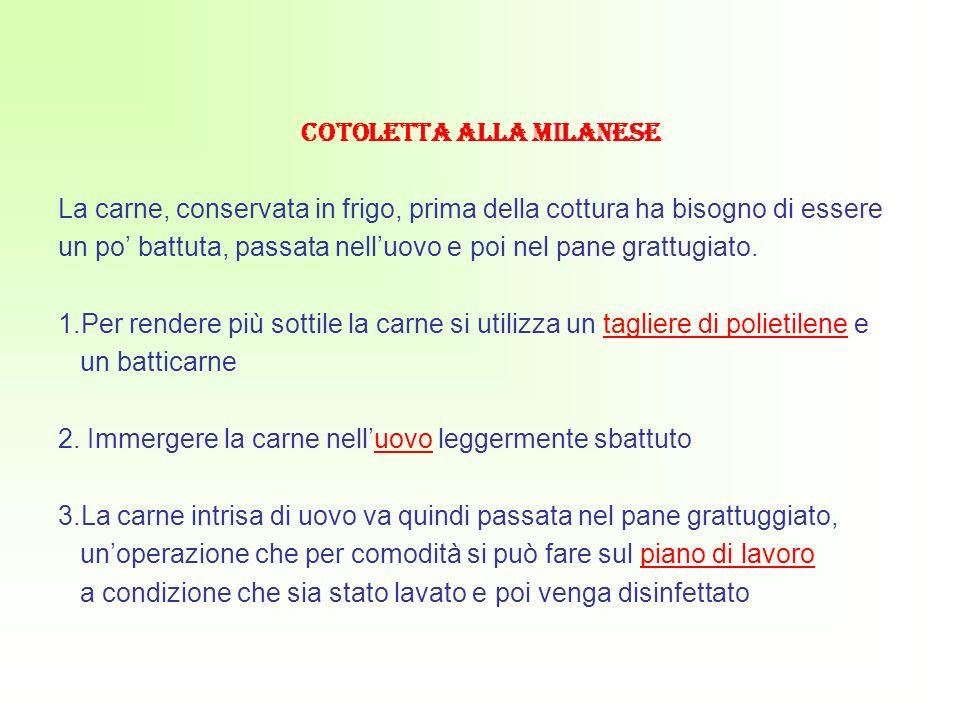 Cotoletta alla milanese