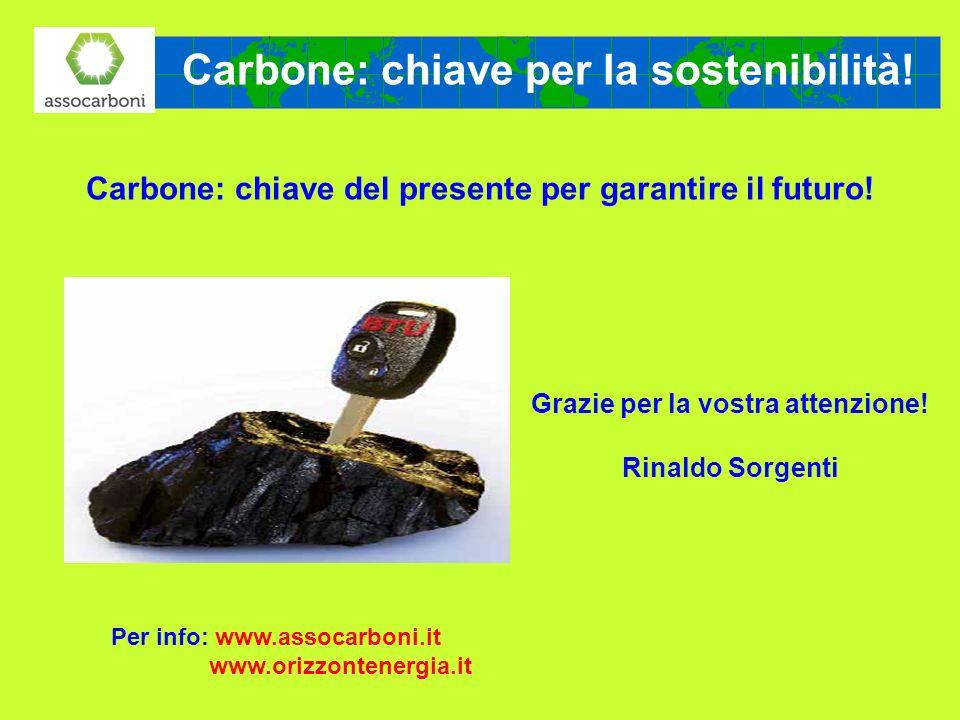 Carbone: chiave per la sostenibilità!