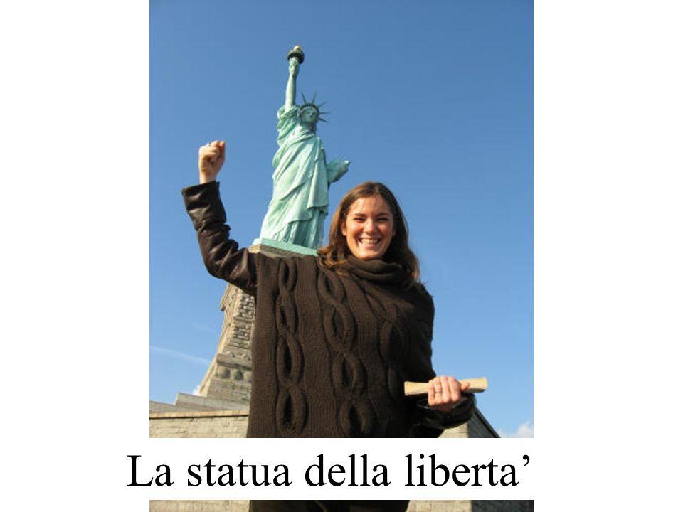 La statua della liberta'