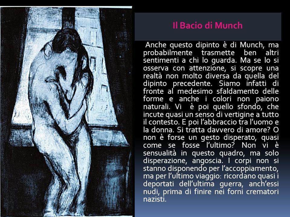 Il Bacio di Munch