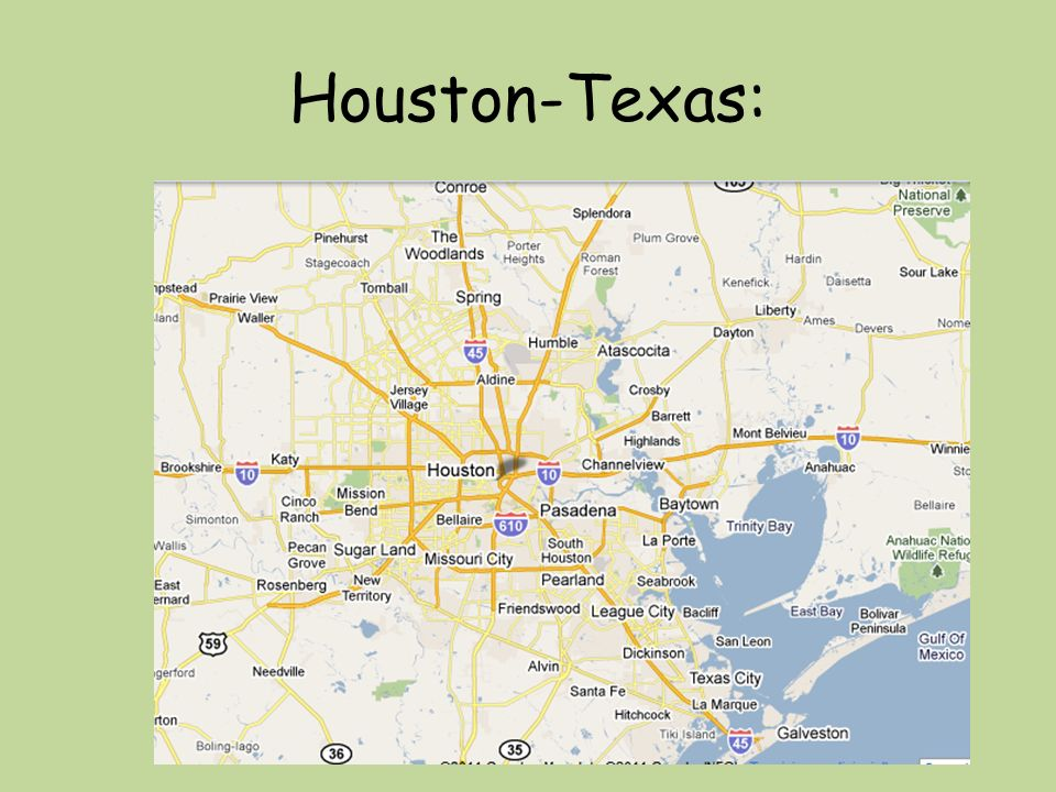 Houston-Texas: 53