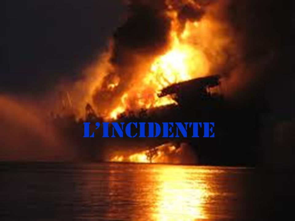 L'incidente 6