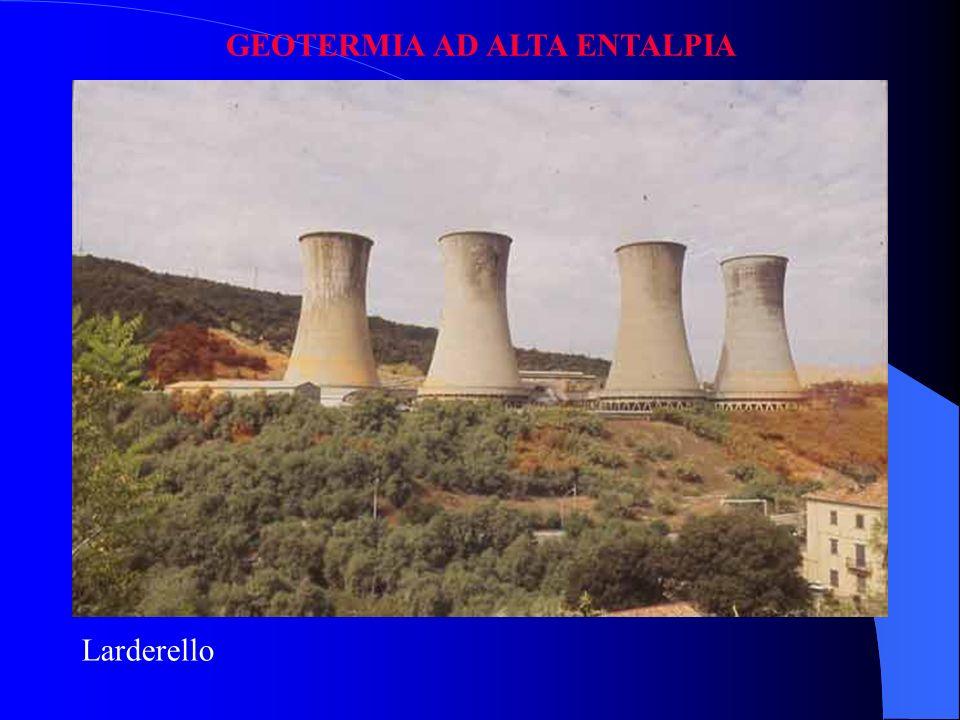 GEOTERMIA AD ALTA ENTALPIA