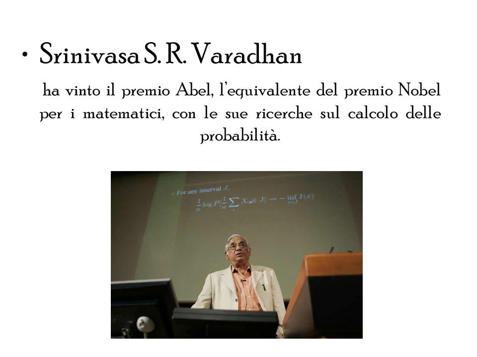 Srinivasa S. R.