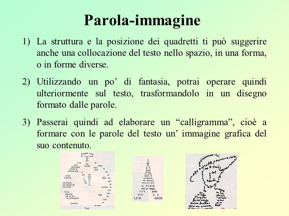 Parola-immagine