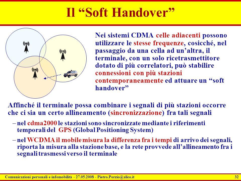 Il Soft Handover