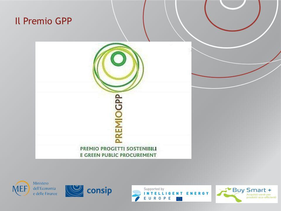 Il Premio GPP
