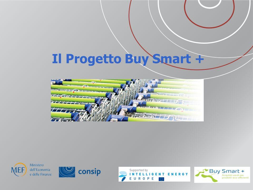 Il Progetto Buy Smart +