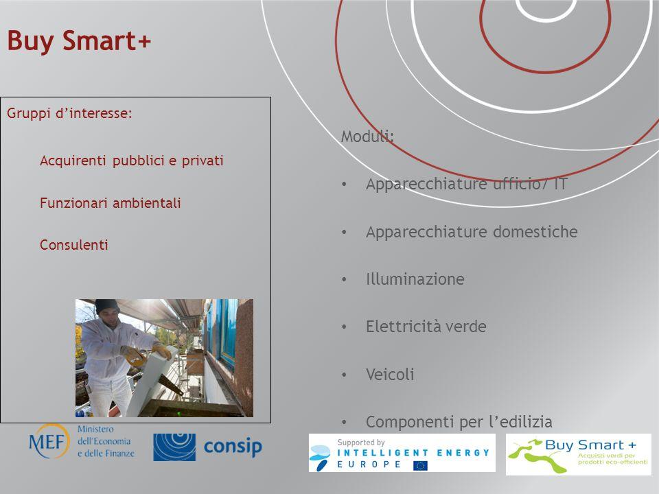 Buy Smart+ Moduli: Apparecchiature ufficio/ IT