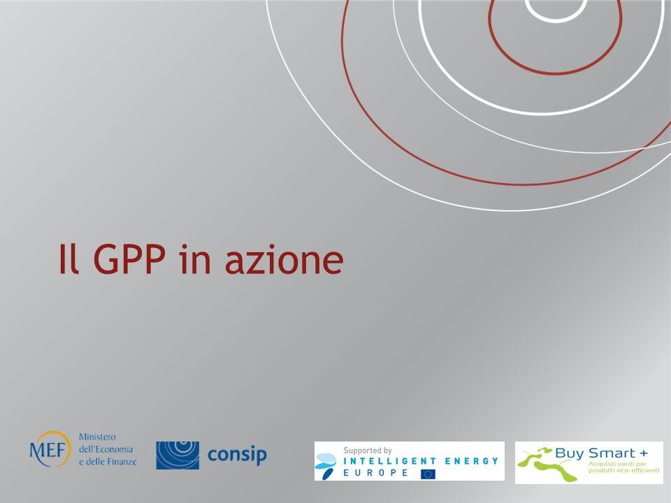 Il GPP in azione
