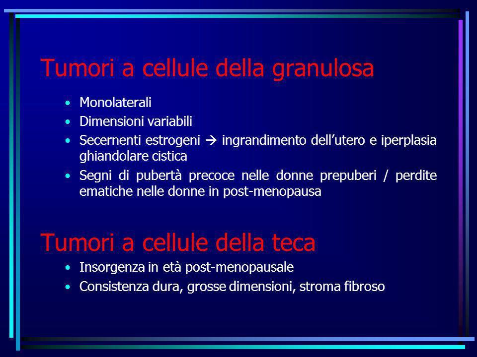 Tumori a cellule della granulosa