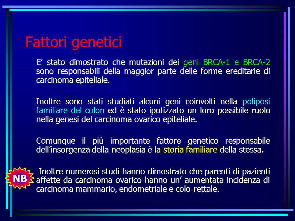 Fattori genetici