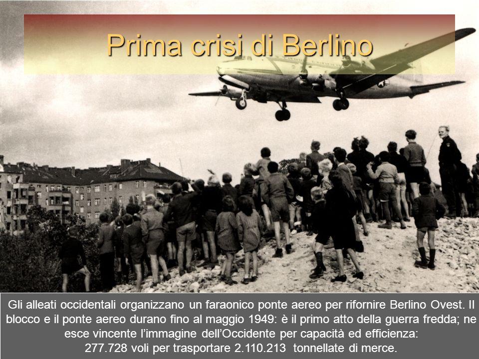 Prima crisi di Berlino