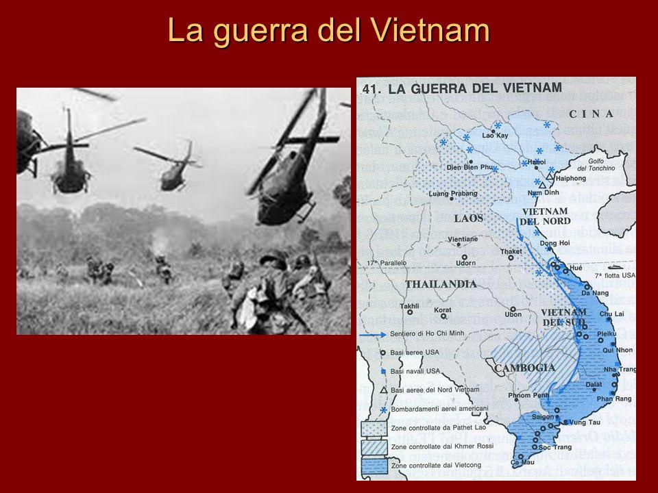La guerra del Vietnam 40
