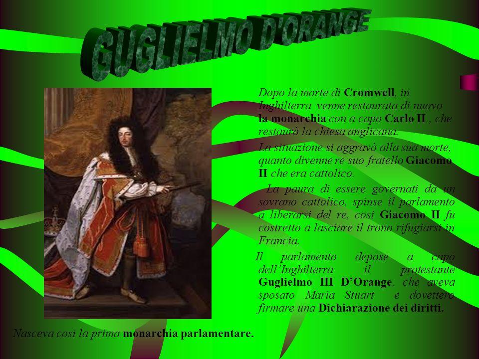 GUGLIELMO D ORANGE