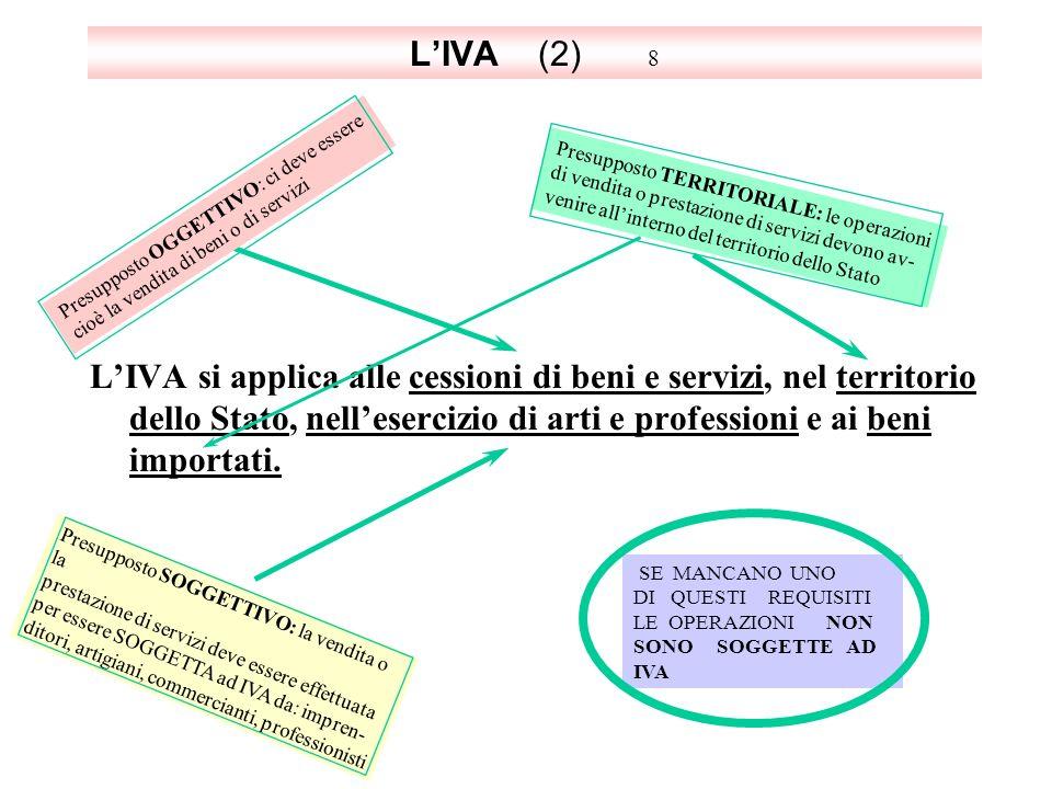 L'IVA (2) 8