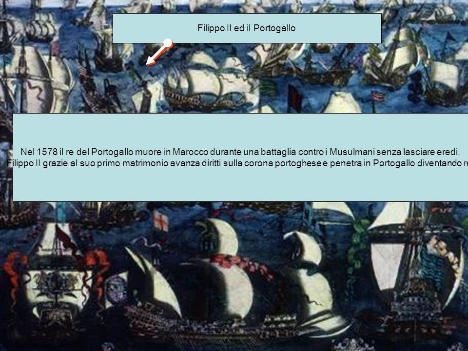 Filippo II ed il Portogallo