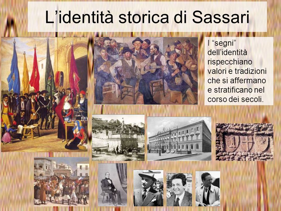 L'identità storica di Sassari
