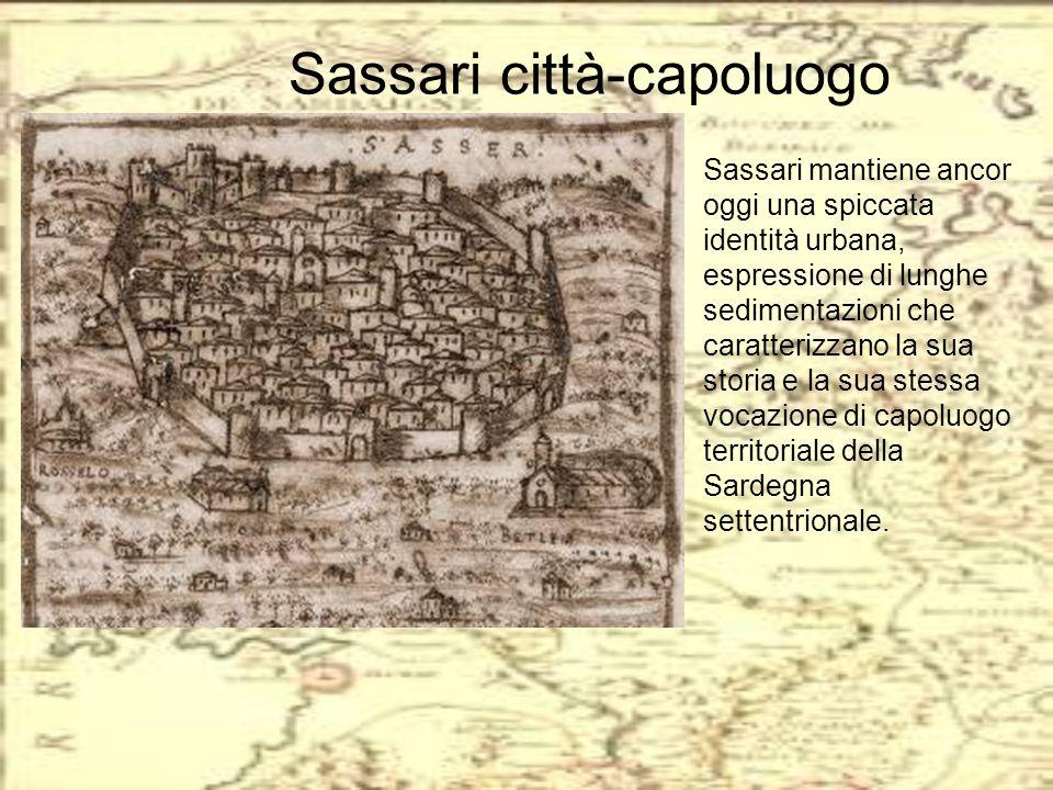 Sassari città-capoluogo