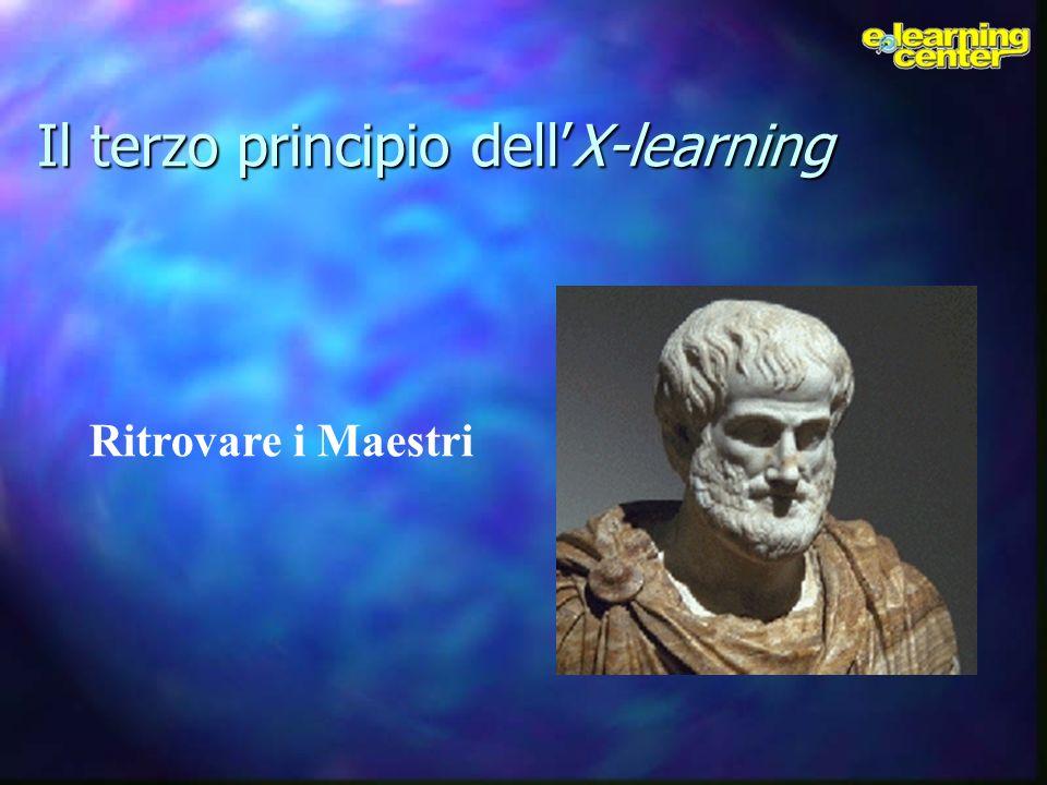 Il terzo principio dell'X-learning