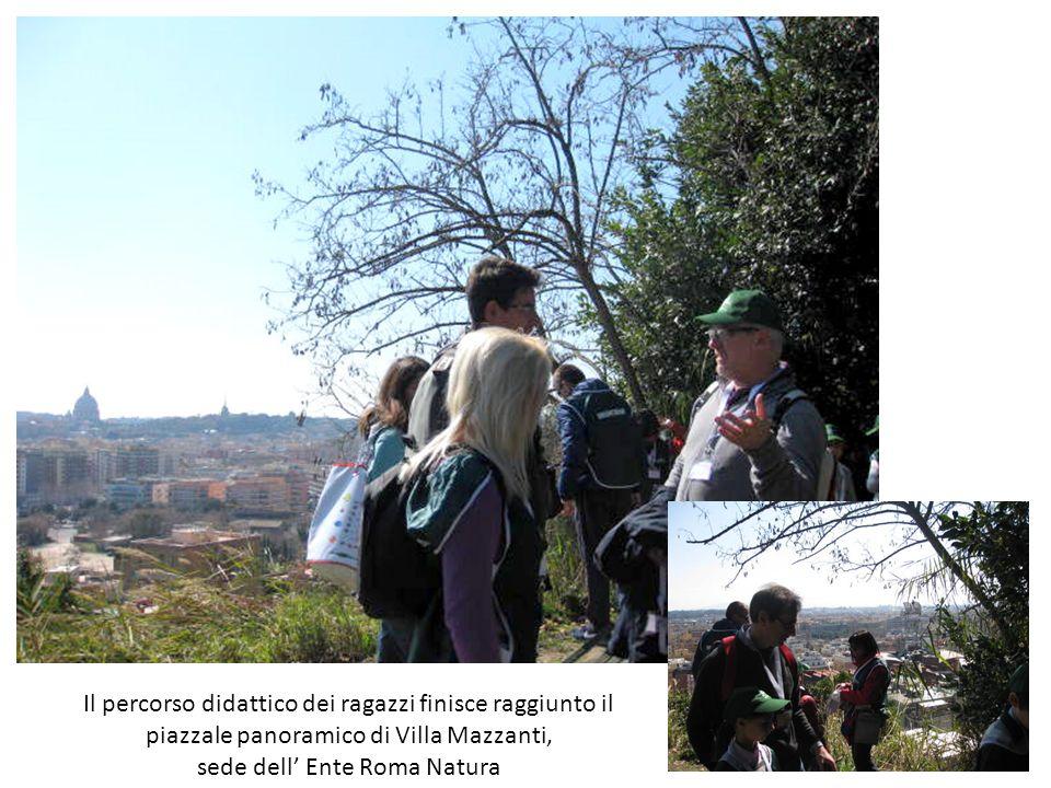 sede dell' Ente Roma Natura