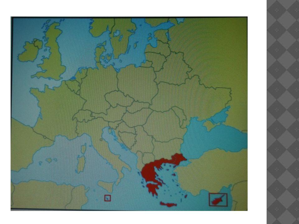 PAESI DELL'EUROPA ORIENTALE MEDITERRANEA: GRECIA – TURCHIA – MALTA – CIPRO