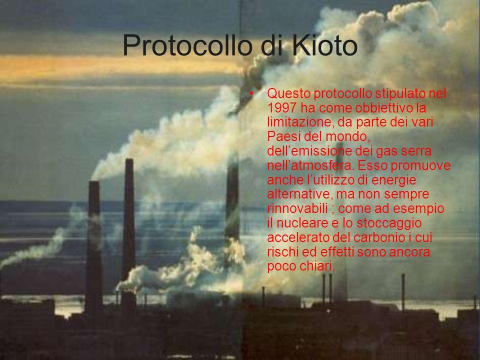 Protocollo di Kioto