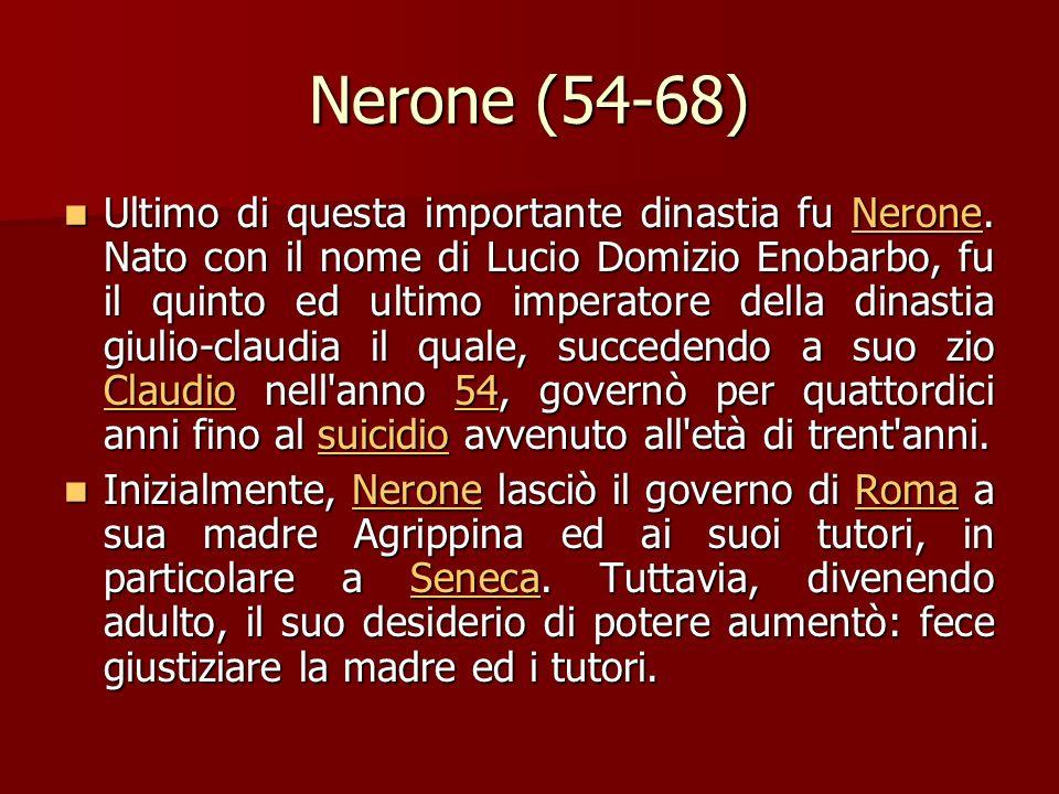 Nerone (54-68)