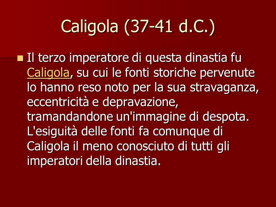 Caligola (37-41 d.C.)