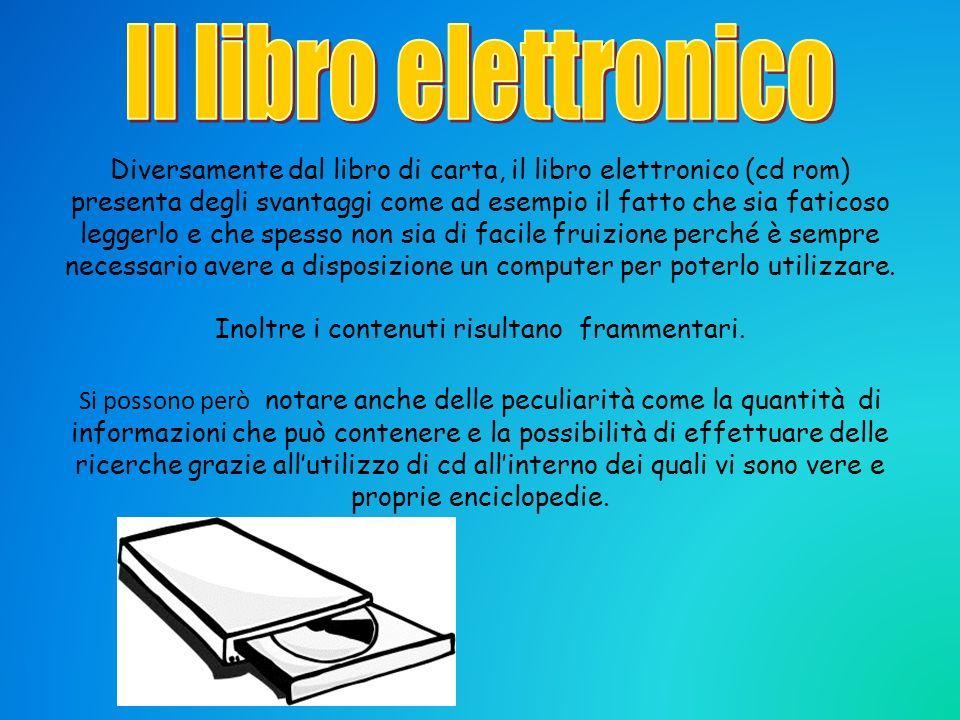 Il libro elettronico
