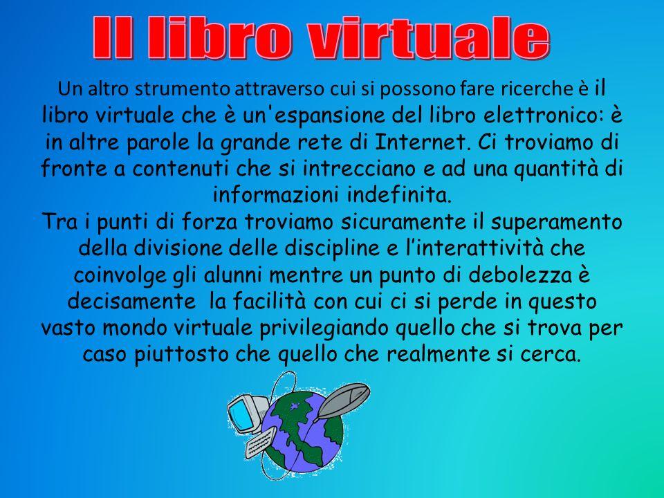 Il libro virtuale