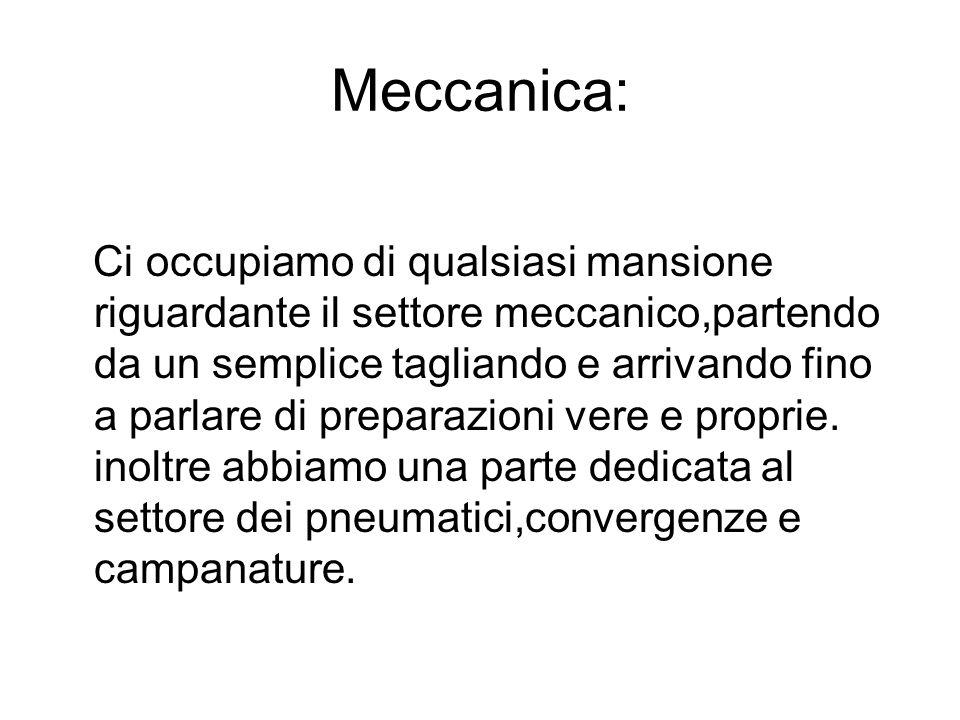 Meccanica: