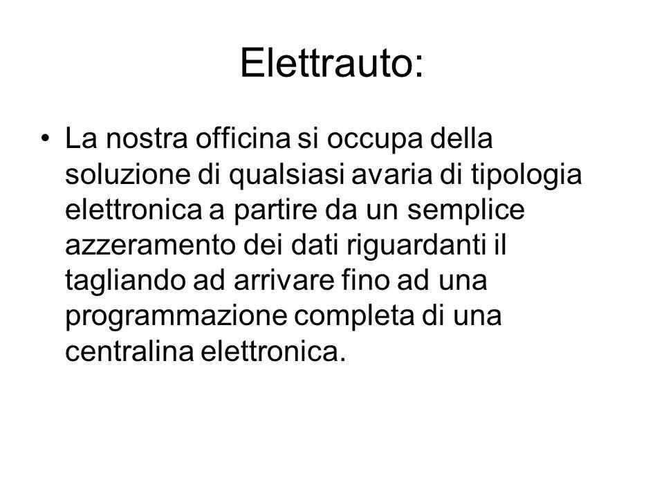Elettrauto: