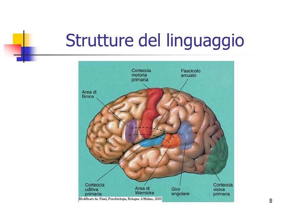 Strutture del linguaggio