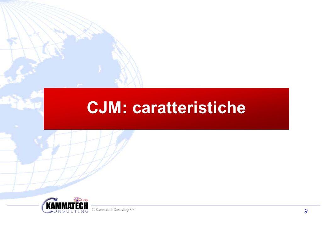 CJM: caratteristiche