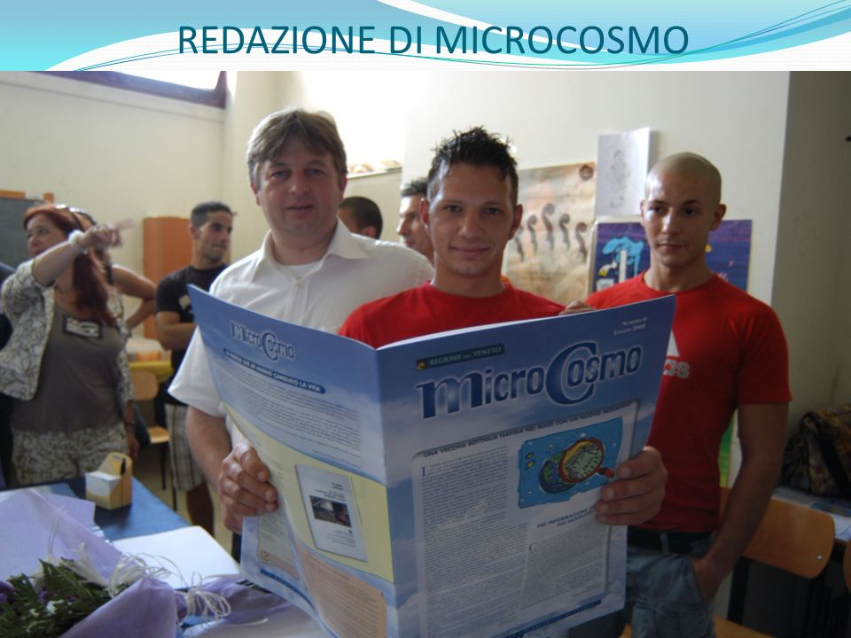 REDAZIONE DI MICROCOSMO