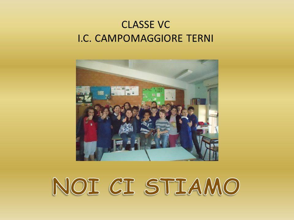 CLASSE VC I.C. CAMPOMAGGIORE TERNI