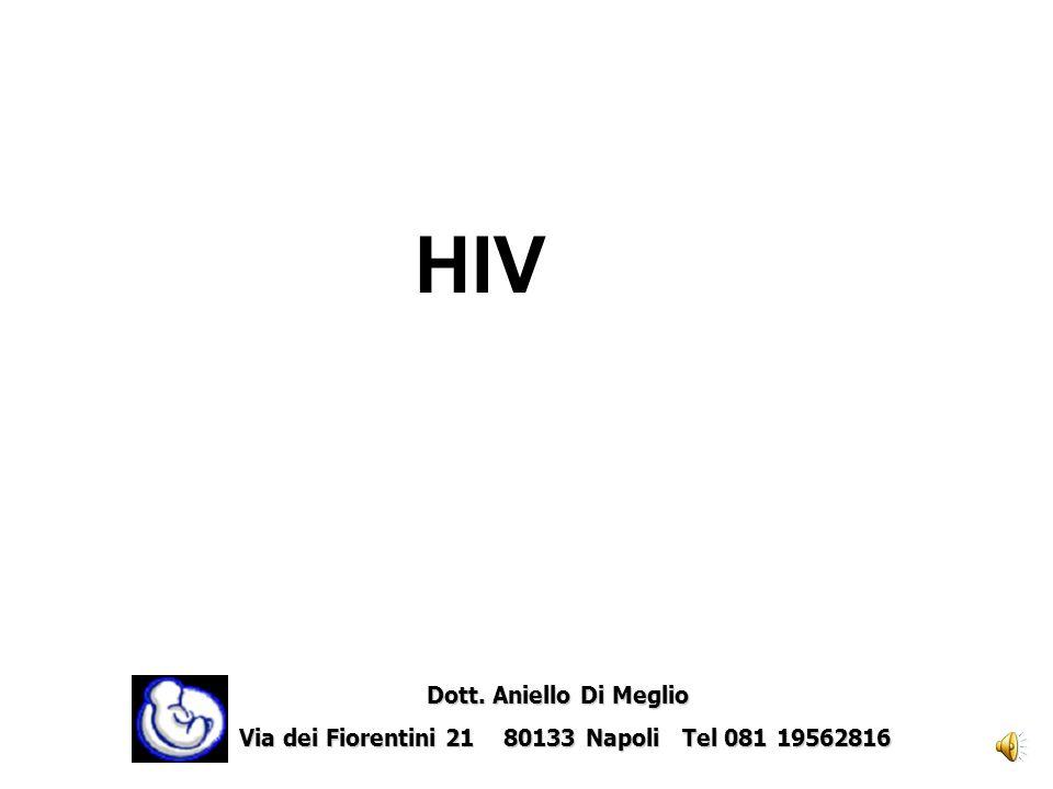 HIV Dott. Aniello Di Meglio