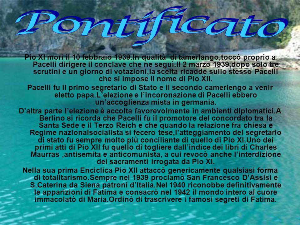 Pontificato
