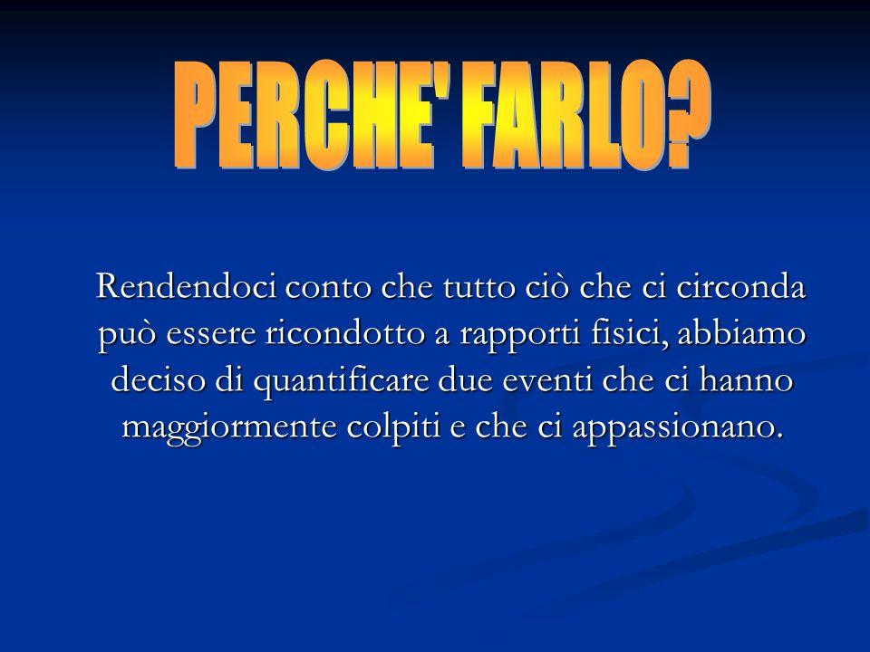 PERCHE FARLO
