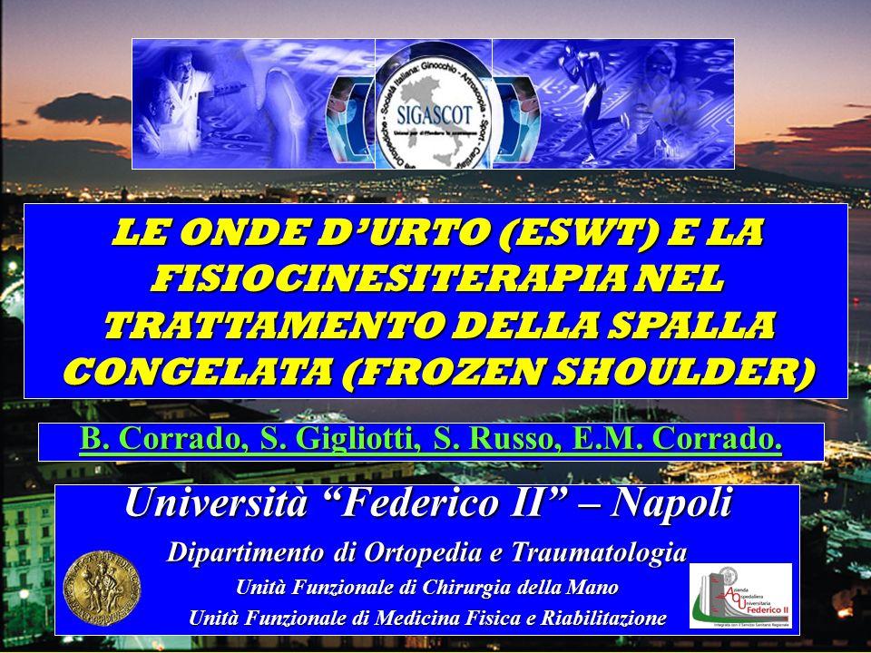 B. Corrado, S. Gigliotti, S. Russo, E.M. Corrado.
