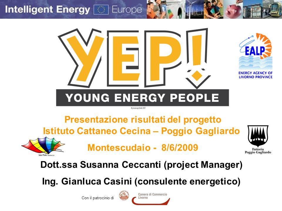 Dott.ssa Susanna Ceccanti (project Manager)