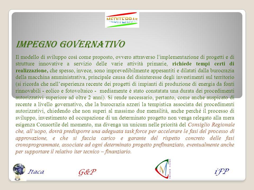 Impegno governativo G&P iFP