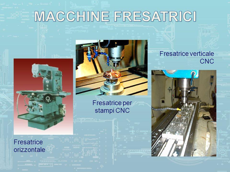 Fresatrice per stampi CNC