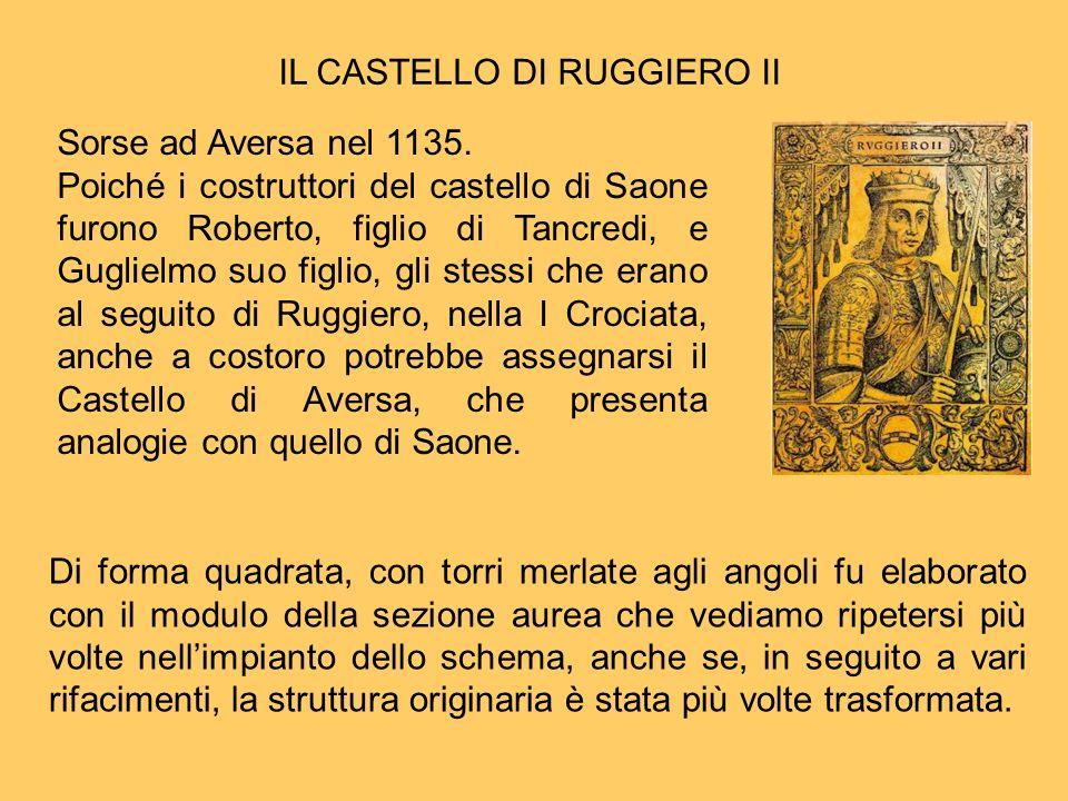 IL CASTELLO DI RUGGIERO II