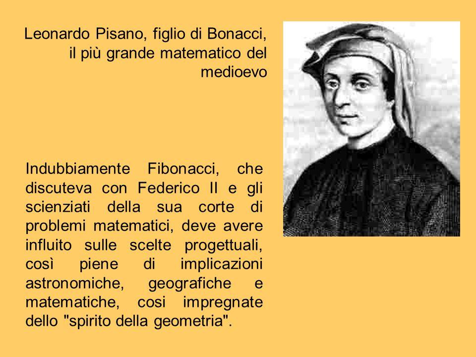 Leonardo Pisano, figlio di Bonacci, il più grande matematico del medioevo